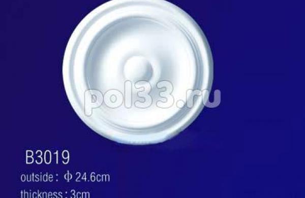 Лепной декор Perfect Розетка B3019