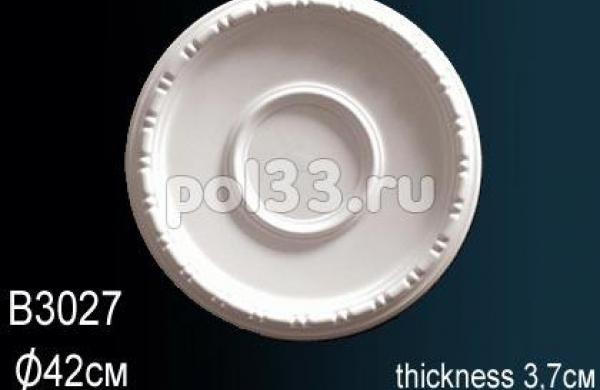 Лепной декор Perfect Розетка B3027