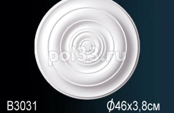 Лепной декор Perfect Розетка B3031